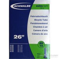Schwalbe Extra Light 26X1.50-2.35 Oto İç Lastik