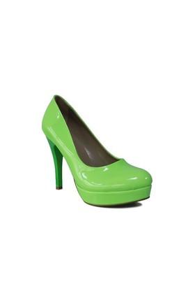 Loggalin 580501 031 676 Kadın Neon Yeþil Platform Ayakkabı