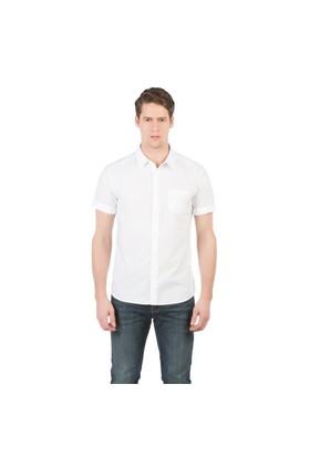 Colin's Beyaz Erkek Gömlek Kısa Kol