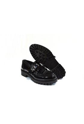 Despina Vandi Tnc 095-1 Bayan Topuklu Klasik Ayakkabı