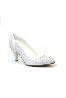 Despina Vandi Kadın Abiye Ayakkabı Tnc 708-1