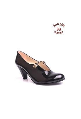 Loggalin 375406 031 020 Kadın Siyah Günlük Ayakkabı