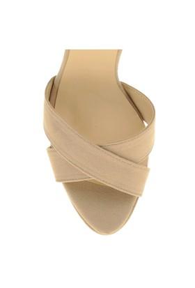 Derigo Kadın Topuklu Ayakkabı Somon