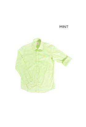 Adze Mint Erkek Gömlek
