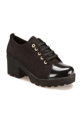 Art Bella U800 Z Siyah Kadın Ayakkabı