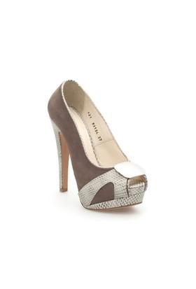 Pedro Camino Kadın Klasik Ayakkabı 83134 Kahve