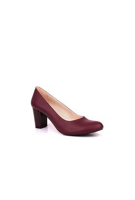 Loggalin 375101 031 619 Kadın Bordo Günlük Ayakkabı