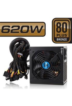 Seasonic S12II-620 620W 80+ Bronze Power Supply (SEA-S12II-620)