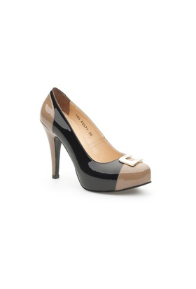 Pedro Camino Kadın Klasik Ayakkabı 82571 Vizon
