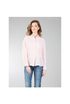 Colin's Somon Kadın Gömlek Uzun Kol