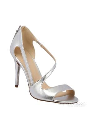 Nine West Kadın Ayakkabı Gümüş