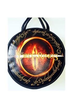 Köstebek Lord Of The Rings Postacı Yuvarlak Çanta Kypç007