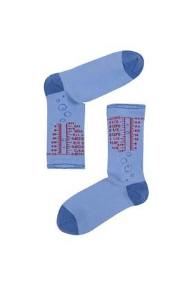 The Socks Company Measure Desenli Kadın Çorap 36-40 Numara
