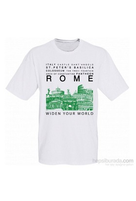 Tk Collection Roma T-Shirt Large
