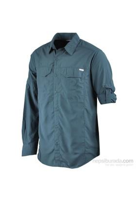Columbia Am7453 Silver Ridge Long Sleeve Shirt Erkek Gömlek