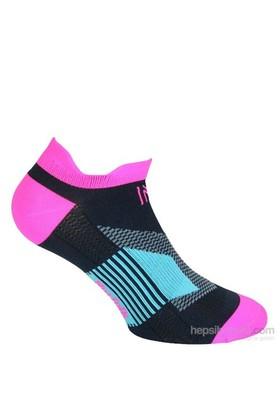 Norfolk Kadın Fuşya Koşu Çorabı