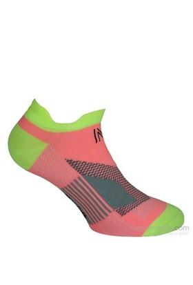 Norfolk Kadın Somon Koşu Çorabı