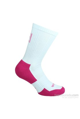 Norfolk Kadın Tenis Çorabı Fuşya