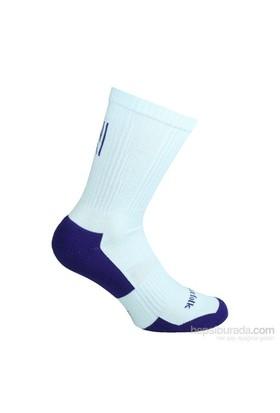 Norfolk Kadın Tenis Çorabı Mor