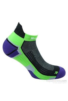 Norfolk Kadın Koşu Çorabı Yeşil