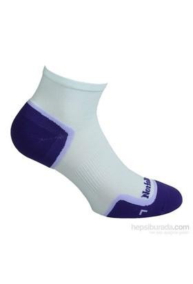 Norfolk Kadın Koşu Çorabı Beyaz