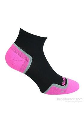 Norfolk Kadın Koşu Çorabı Siyah