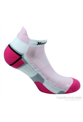 Norfolk Kadın Koşu Çorabı Fuşya