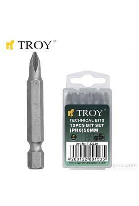 Troy 22222 Bits Uç (Ph2x50mm)