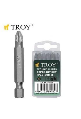 Troy 22231 Bits Uç (Pz2x50mm)