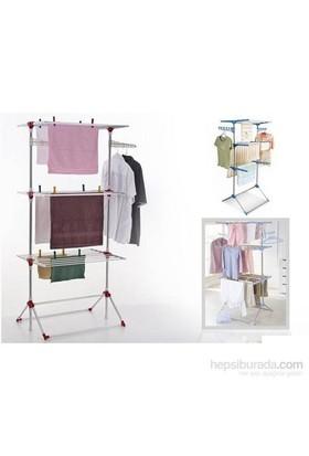 Biricik Çamaşır Kurutma ve Gömlek T Shirt Askısı 090805