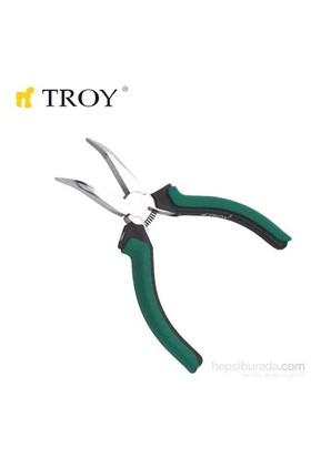 Troy 21054 Elektronikçi Eğri Kargaburun (120Mm)