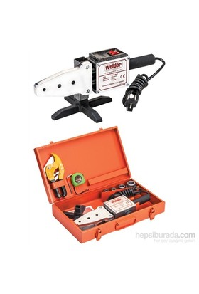 Welder PPRC Boru Kaynak Makinası 090215
