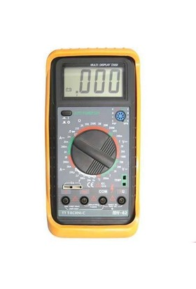 My-62 Digital Multimetre