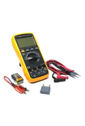 TT T-ECHNI-C Vc97 Dijital Multimetre