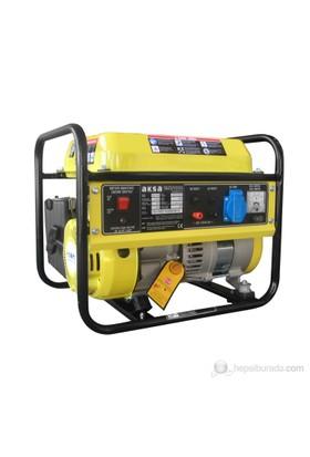 Aksa AAP1200 Portatif Jeneratör 1 kVA (4 Zamanlı Motor)