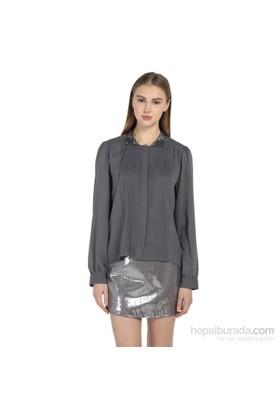 Karahasans Gümüş Payet Yaka Gömlek