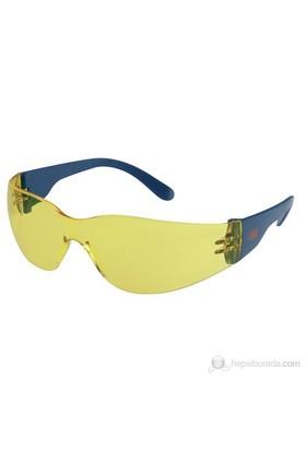 3m 2722 As/Af Sarı Güvenlik Gözlüğü