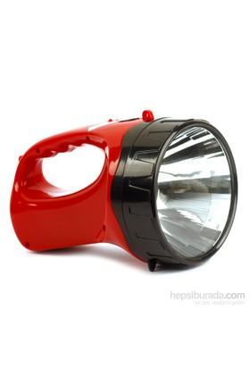 Zenlite Led Fener - Şarjlı - 1W LED - 2101