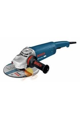Bosch GWS 24-230 H-Profesyonel 2400 Watt 230 mm Elektrikli Taşlama Makinası