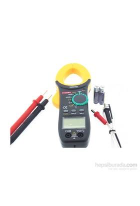 Tt-Technic 3266Tb Pens Ampermetre