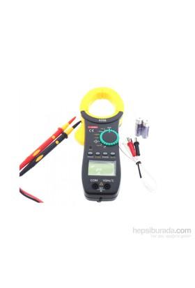 Tt-Technic 826B Pens Ampermetre
