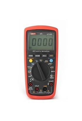 Unit Ut139c True Rms Dijital Multimetre Ac-Dc