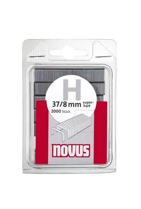 Novus H Tip 37/8Mm Süper Sert Zımba Teli 2000 Li Paket