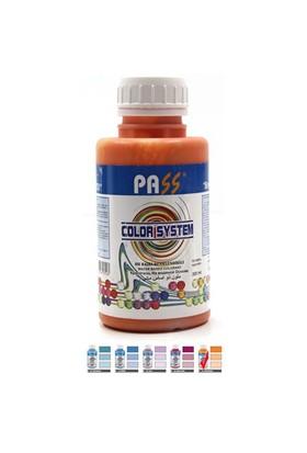 Color System Boya Renklendirici 27 Portakal 091705