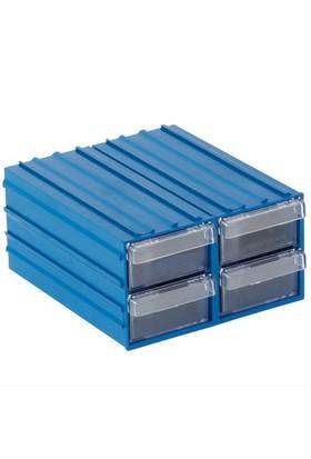 Sembol 300 Plastik Çekmeceli Kutu