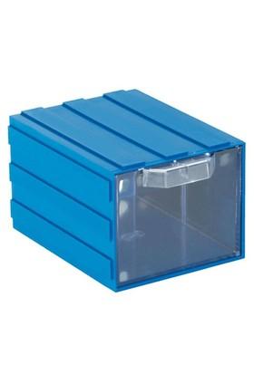 Sembol 306 Plastik Çekmeceli Kutu