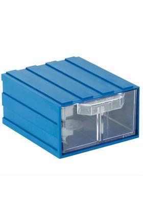 Sembol 302 Plastik Çekmeceli Kutu