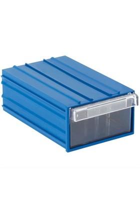 Sembol 120 Plastik Çekmeceli Kutu