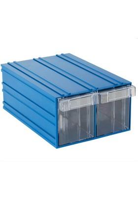 Sembol 501-2 Plastik Çekmeceli Kutu