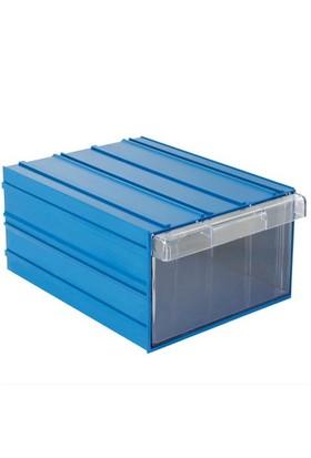 Sembol 510 Plastik Çekmeceli Kutu